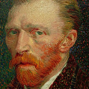 Photograph of Vincent van Gogh