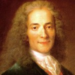 Photograph of Voltaire