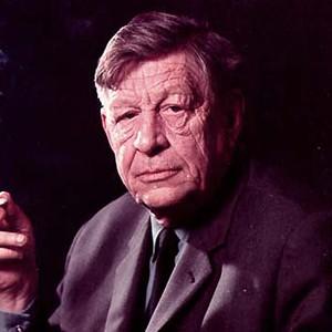 Photograph of W. H. Auden