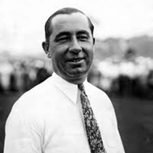 Photograph of Walter Hagen