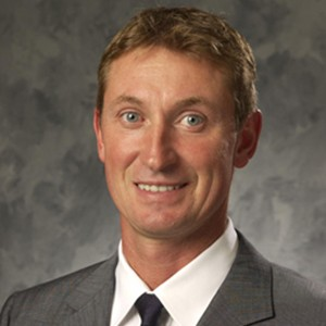 Photograph of Wayne Gretzky
