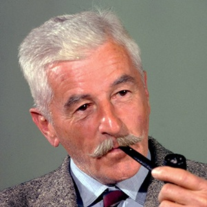 Photograph of William Faulkner