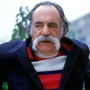 Photograph of William Saroyan