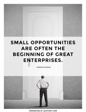 beginning-of-great-enterprises