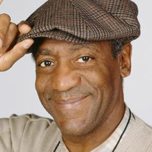 Photograph of Bill Cosby.