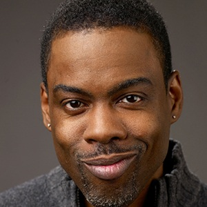 Photograph of Chris Rock.