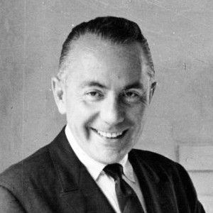 Photograph of Dr. Allan Fromme.