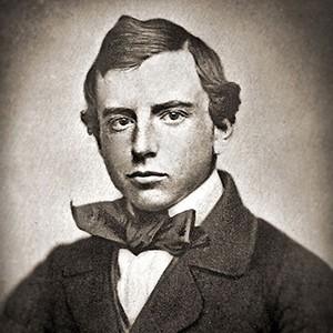 Photograph of Henry Brooks Adams.