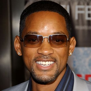 Photograph of Will Smith.