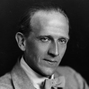 Photograph of A. A. Milne.