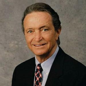 Photograph of Al McGuire.