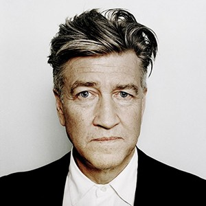 A photograph of David Lynch.