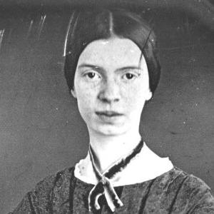 Photograph of Emily Elizabeth Dickinson.