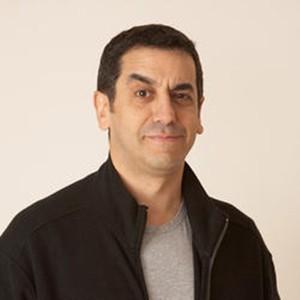 A photograph of Jeff Cesario.