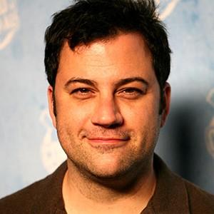A photograph of Jimmy Kimmel.