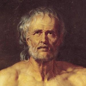 Photograph of Lucius Annaeus Seneca.