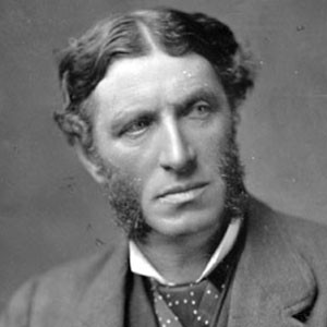 Photograph of Matthew Arnold.