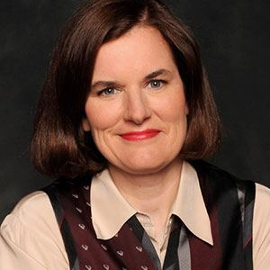 Photograph of Paula Poundstone.