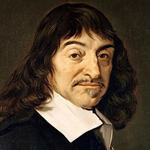 Photograph of René Descartes.