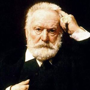 Photograph of Victor Hugo.