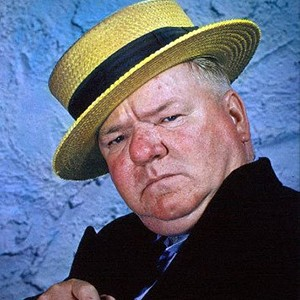 Photograph of W. C. Fields.
