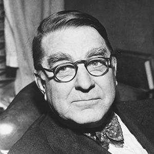 A photograph of Branch Rickey.