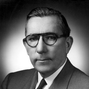 A photograph of Claude Pepper.