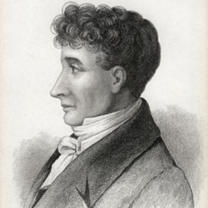 A photograph of Joseph Joubert.