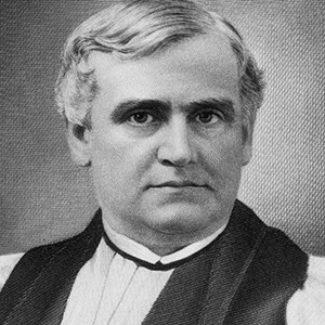 A photograph of Phillips Brooks.