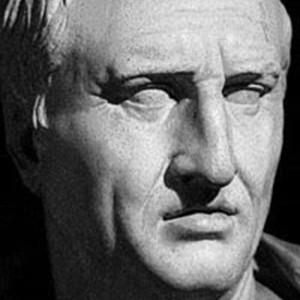 A photograph of Plautus.