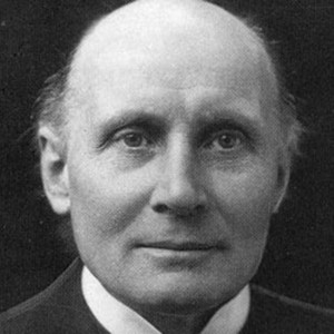 A photograph of Alfred North Whitehead.
