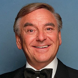 A photograph of Bob Monkhouse.
