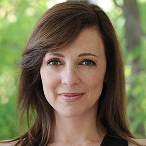 A photograph of Susan Cain.