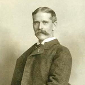 A photograph of Henry Van Dyke.