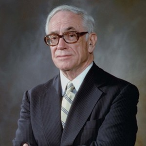 A photograph of Malcolm Forbes.