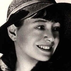 A photograph of Dorothy Parker.