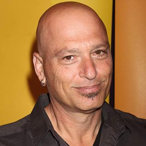 A photograph of Howie Mandel.