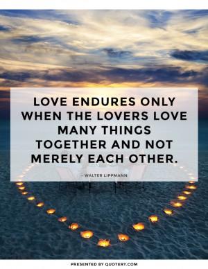 love-endures