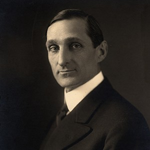 A photograph of William G. McAdoo.