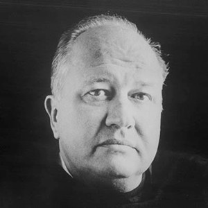 A photograph of Theodore Roethke.