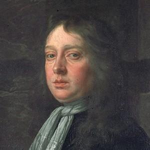 A photograph of William Penn.