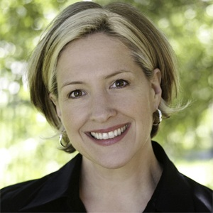 A photograph of Brené Brown.