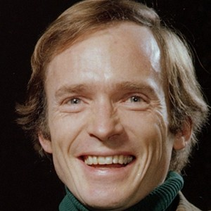 A photograph of Dick Cavett.