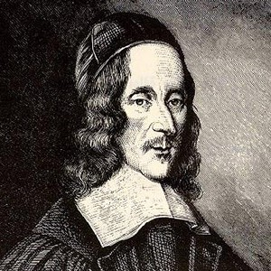 A photograph of George Herbert.