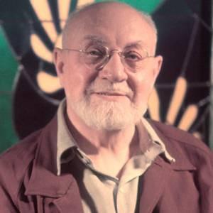 A photograph of Henri Matisse.