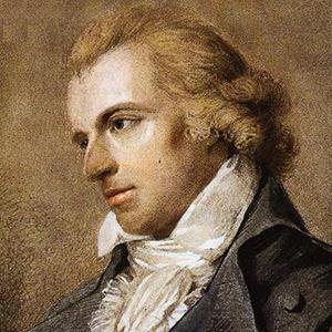 A photograph of Johann Friedrich von Schiller.