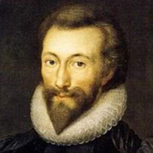 A photograph of John Heywood.
