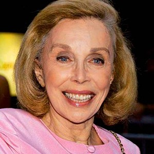 A photograph of Joyce Brothers.