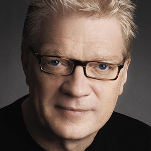 A photograph of Ken Robinson.