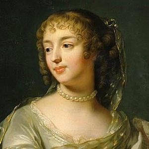 A photograph of Marie de Rabutin-Chantal (Marquise de Sévigné).